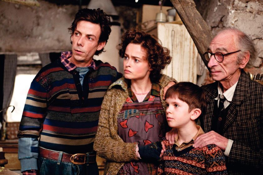 Charlie and the chocolate factory picture 21 movie medium shot of