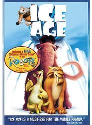 DVD Review: Ice Age (First Movie)