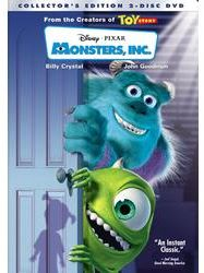 DVD Review: Monsters, Inc.