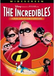 DVD Review: The Incredibles