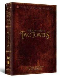 DVD Review: Lord Of The Rings 2, The Two Towers