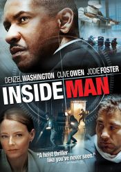 DVD Review: The Inside Man