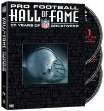 DVD Review: NFL Hall Of Fame Complete History