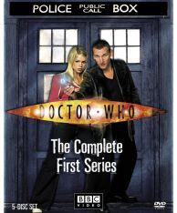 TV Series DVD Review: Doctor Who, The Complete First Series