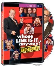 TV Series DVD Review: Whose Line Is It Anyway
